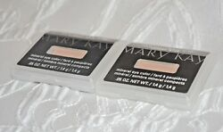 2 Mary Kay Mineral Eye Shadow MIDNIGHT STAR