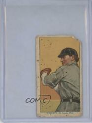 1914 1914-16 Coupon Cigarettes Type 2 T213-2 Ed Willett St. Louis Terriers Card