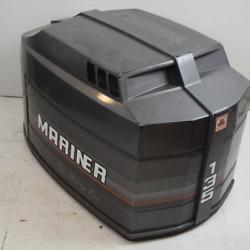 9742a89 Mariner 1989-1995 Hood Cowling Cover 105 Jet 135 140 Jet 150 175 200 Hp