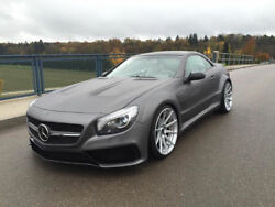 Mercedes SL R230 to R231 Conversion Body kit NEW PROMOTION PRIMED