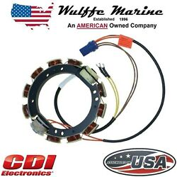Cdi 173-4766 584766 583779 584236 Stator Johnson Evinrude Outboards 60 65 70 Hp