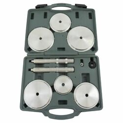 Lisle 61900 Heavy Duty Bearing Race And Seal Driver Set Class 7 And 8 Tool