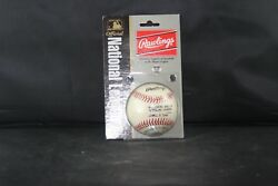 Vintage Official National League Rawling Baseball William D. White Nl President