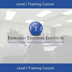 Level I 1 Thermography Training - Infrared Training Institute - Asnt Certified