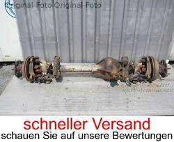 Axle Differential Front Ford F 350 6.4 V8 3.73 Diesel
