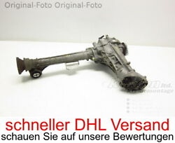 differential front Porsche Cayenne 92A 958 4.8 Turbo HYG