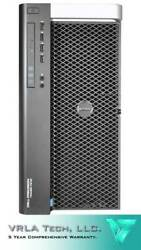 DELL T7910 Workstation E5-2698v4 64GB RAM 1x 2TB & 1x 480GB M5000