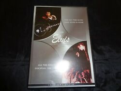 Elvis Presley Is Gone Day The Music Died Dvd Definitive Collection Viii Fans