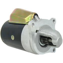 Starter Fits Ford Fits New Holland Tractor 234 2600 2600v 2610 2810 2910 3000