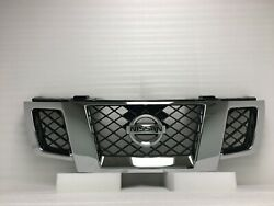 2010 2011 2012 2013 2014 2015 2016 Nissan Frontier Grille