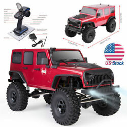 1:10 Rc Car RGT Electric 4wd Off Road Wading Rock Crawler Monsters Model Truck