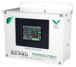 Agrowtek Grow Control GC-Pro Quad-Zone Climate Controller Includes Basic Climate