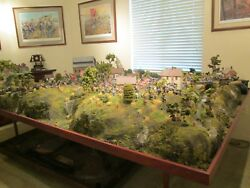 FIRST BATTLE OF BULL RUN (UNION) OR MANASSAS JUNCTION ( CONFEDERATE) 54mm