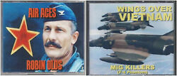 Col. Robin Olds 2 Fantastic Dvds Olds Who Devised The Greatest Military Rouse