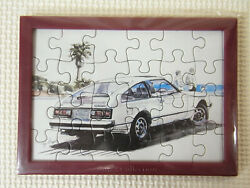 [goods] Bowand039s Collection Jigsaw Puzzle Toyota Celica Xx A40 A50 Japan Bow