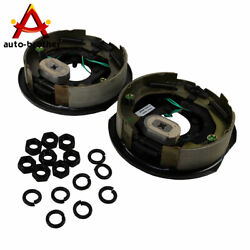 Set Left And Right Of 10 X 2-1/4 Trailer Electric Brake Assembly Brand New