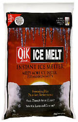 MILAZZO INDUSTRIES Ice Melt Pellets 50-Lb. Bag 30150