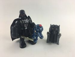 Star Wars Playskool Jedi Force Darth Vader Imperial Claw Droid 7 Figure And Other