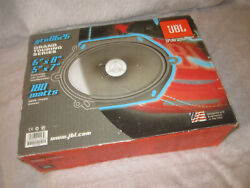 Jbl Gto8626 Spearkers 5x7/6x8 2-way Grand Touring Nos