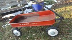 Vintage Rare Full Size 34 Radio Jet Wagon-will Ship See Details