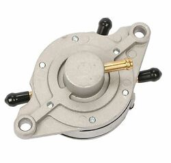 New Fuel Pump Df52 Style Dual Outlet Fit Snowmobiles And Pwc
