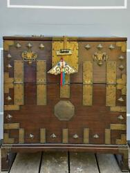 19th Century Korean marriage trunk
