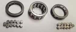 Harley 45 Flathead Connecting Rod Bearings And Cages Standard 24370-29std 802