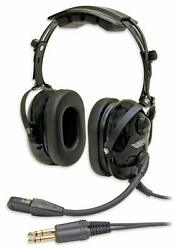 Asa Airclassics Hs1 Headset. Great Entry Level Headset For Student Pilots