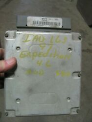 1997 1998 Ford F75f-12a650-aec Expedition Engine Control Computer Module