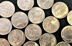 Wholesale 25 Sudan 20 Ghirsh Coins Km98 With Eagle Btwn 1983 And Hijira Date 1403