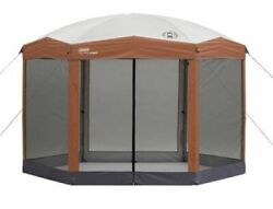 Instant Screenhouse 12 x 10 Feet Easy Set Up 2 Large Doors Wheeled Carry Bag