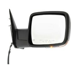 Mirror Power For 2013-2015 Ram 1500 2500 3500 Front Right Heated With Memory