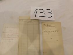 398 Civil War 11th Connecticut Group Of 3 Documents 1865 Group 21504