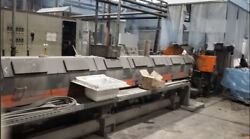 (2007) Tecnova Pelletizer 130mm with double degassing - completely reconditioned