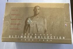 {13} Boxes of 2003~2004 Ultimate Collection BasketballVERY RARELeBron James