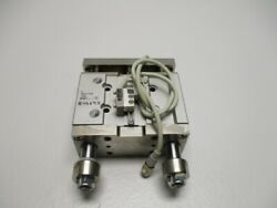 Smc Mgpl50-s0282-25aa Compact Guide Cylinder New No Box