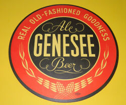 Genesee Beer Paper Placemats Lot Of 2