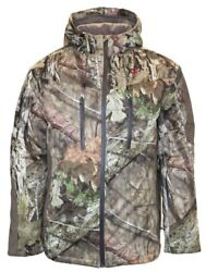 10x Mens Silent Quest Insulated Parka Scentrex Mossy Oak Breakup Country Xxxl 3x
