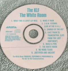 THE KLF THE WHITE ROOM 1991 CD
