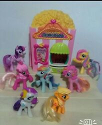 My Little Pony Theater Movies And 7 Ponies None Double