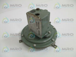Pyronics Ps-r Pressure Switch Used
