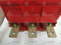 Lot Of 3 Abb Moving Contact Assembly 706783-t2 New No Box