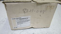 Cutler Hammer D500ers16 Module Remote I/o Station New In Box