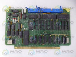 Package Machinery Company Pc-1005 11-86 Control Board Used