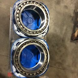 Skf 23056 Cac/w33 Spherical Roller Bearings Lot Of 2ea 280mm Straight Bore