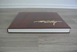 Frank C. Mccarthythe Old West-a Portrait In Paintings Book And Portrait- Signed