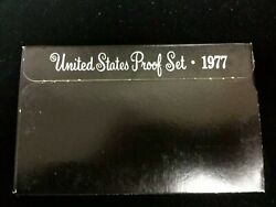 1977 S Uncirculated United States Us Mint Proof Set