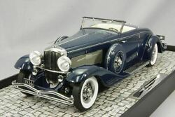Minichamps 107150332 1/18 Duesenberg Sjn Supercharged Convertible Coupe 1936 New