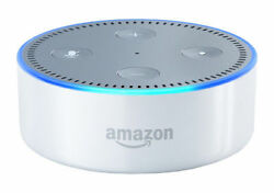 Echo Dot 2nd Generation Smart Assistant - White Brand New