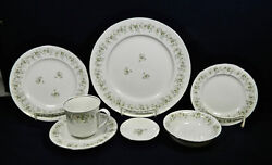 166-pieces Or Less Of Johann Haviland's Forever Spring Pattern Fine China